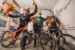 A Slopestyle Weekend Full of Surprises