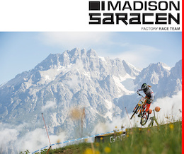 Madison Saracen Factory Race Team: UCI World Cup Round Four - Leogang, Austria