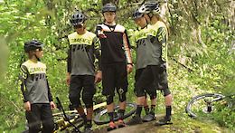 Commencal Canada Rider Development Team - Video