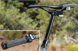 Magura Vyron Wireless Dropper Post - First Ride