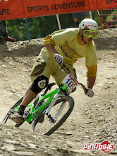 Riders Retreat Report from the World Cup Downhill and 4 Cross, Champery, Switzerland