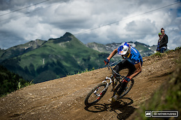 Dropping the Hammer: Dual Speed and Style Seeding Crankworx Les Gets 2016