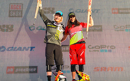 Pinkbike Poll: King and Queen of the Quagmire? - Crankworx Les Gets 2016