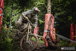 Replay: Downhill presented by iXS - Crankworx Les Gets 2016