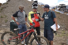 30 Secondish Bike Checks, Part 2 - Crankworx Les Gets 2016