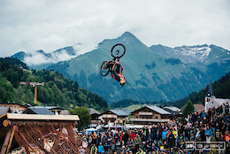 Results and Highlights: Slopestyle - Crankworx Les Gets 2017