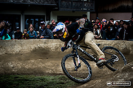 Results and Highlights Video: Pumptrack Challenge - Crankworx Les Gets 2017