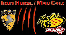 Laurin Joins Team Iron Horse/Mad Catz