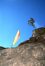 Red Bull Rampage, a Rider's Inside Line...