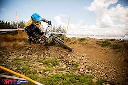 Shimano British Downhill Series 2016: Round Four, Moelfre - Practice Report