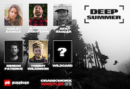 Deep Summer 2016 Wildcard Contest - Last Day to Vote