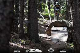 Osprey BC Enduro Series, Golden - Course Release