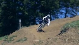 Morzine with Ollie Hamilton-Fox - Video