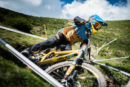 British Downhill Series Round 4