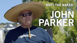 TPC Museum Series 13: John Parker, Yeti Cycles - Video