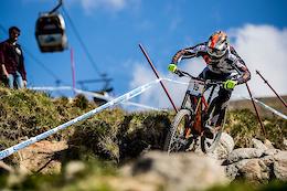Smashing Rocks and Railing Ruts with Brendan Fairclough - Video