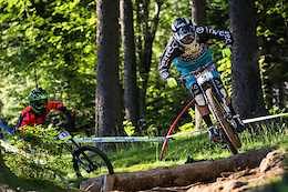 iXS European Downhill Cup: Round Four, Spicak, Track Preview - Video
