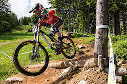 iXS European Downhill Cup: Round 4, Spicak - Qualifying Results