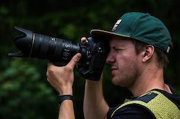 世界盃攝影師的一天 - Nathan Hughes
