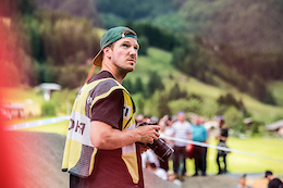 A Day in the Life: World Cup Photographer - Nathan Hughes