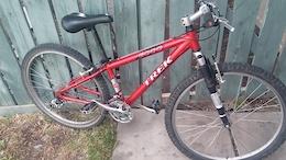 1998 Trek 6000 Mountain Bike For Sale