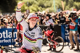 Rachel Atherton: Time to send it in Lenzerheide