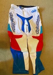 TLD moto gp air pants size 5/6