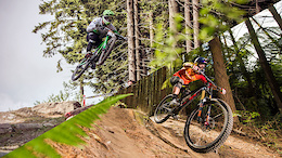 Downhill vs Enduro with Fischbach and Prokop