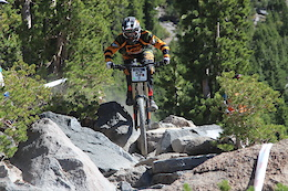 USA Nationals Mammoth Downhill - Video