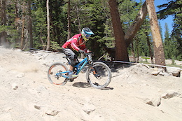 USAC Nationals, Mammoth Downhill - Finals Video