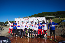 British Cycling Downhill National Championships 2016 - Finals