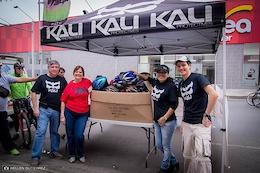 Kali Road Warrior - Stop Off in Peru