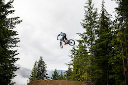 Henry Kerr Dominates the Whistler Mountain Bike Park - Video