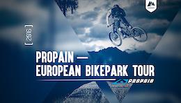 Propain - European Demo Tour