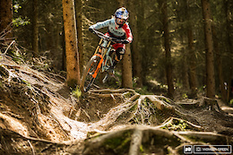 Rachel Atherton Ride Clinic - Photo Epic