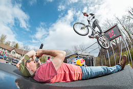 Danny MacAskill and Co to Attend Prudential RideLondon