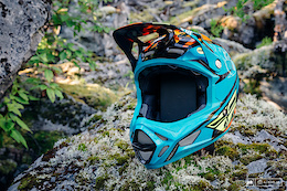 Fly Racing Werx Carbon Helmet - First Look