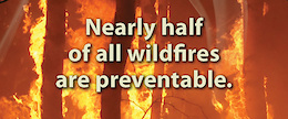 3 Things Mountain Bikers in BC Should Know About Wildfire Prevention