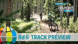 Flat Out Fresh Cut: EWS Round 5 Track Preview Aspen/Snowmass - Video