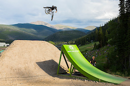 Results: Maxxis Tires Slopestyle Qualifying - Colorado Freeride Festival 2017