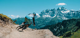 Joe Connell at Roost MTB in Morzine - Video