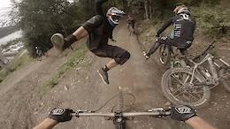 Polish Bike Gang Hits Scandinavia - Video