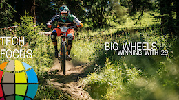 EWS Tech Focus Video: Big Wheels - Winning with 29
