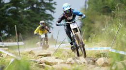 Warp Speed Practice Highlights - Mont-Sainte-Anne DH World Cup 2016