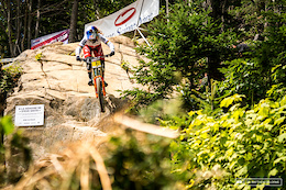 Qualifying Highlights Video - Mont-Sainte-Anne DH World Cup 2016