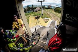 Team Videos - Mont-Sainte-Anne DH World Cup 2016