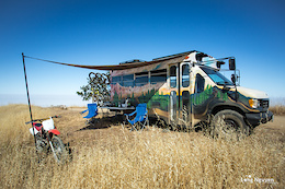 Andrew Taylor's Ultimate Short Bus Adventure Vehicle