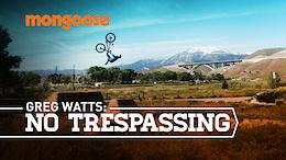 Gregg Watts: No Trespassing - Video