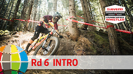 EWS Round Six: Intro with Jared Graves in Whistler, Canada