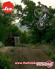 Dirt Jump Jam at the Fix Bike Shop after Crankworx Colorado